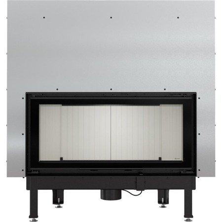 DOSTAWA GRATIS! 30046763 Wkład kominkowy 14kW Nadia Gilotyna (szyba prosta, drzwi podnoszone do góry) - spełnia anty-smogowy EkoProjekt