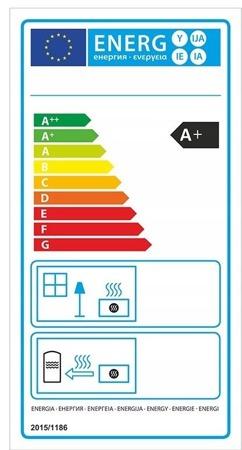 DOSTAWA GRATIS! 99672763 Piec wolnostojący 13-15kW (kolor: biały) - spełnia anty-smogowy EkoProjekt