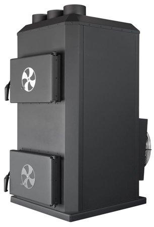 Piec nadmuchowy 40kW, blacha kotłowa 6 i 10mm (paliwo: drewno, miał węglowy, węgiel brunatny, węgiel kamienny, pellet) 95464409