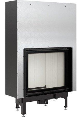 Wkład kominkowy 13kW Nadia Gilotyna (szyba prosta, drzwi podnoszone do góry) - spełnia anty-smogowy EkoProjekt 30046762