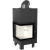 Wkład kominkowy 8kW MBN 8 BS (lewa boczna szyba bez szprosa) - spełnia anty-smogowy EkoProjekt 30055023
